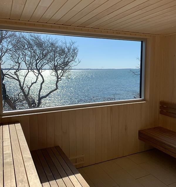 Plan a sauna